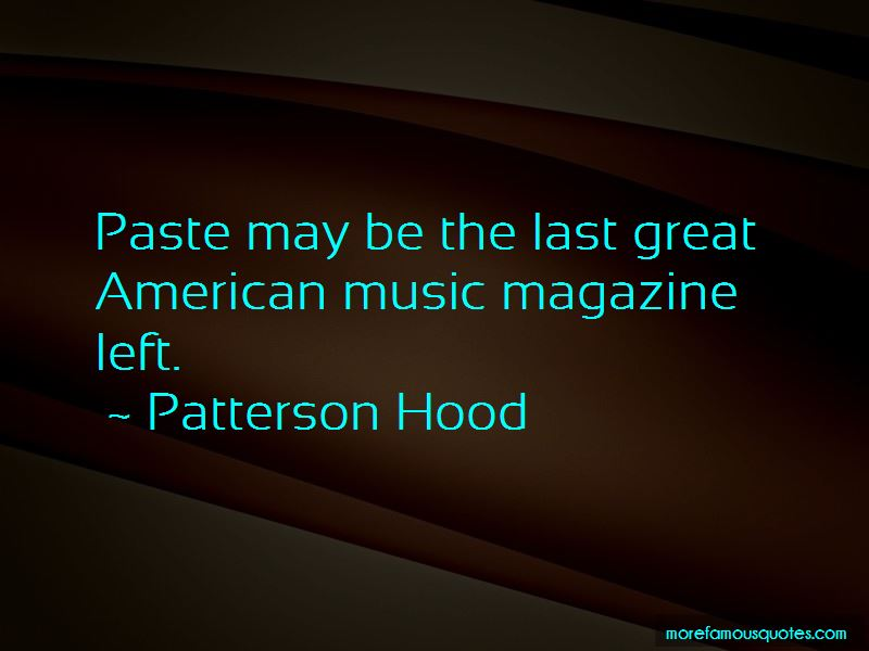 Patterson Hood Quotes Pictures 2