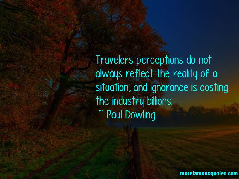 Paul Dowling Quotes