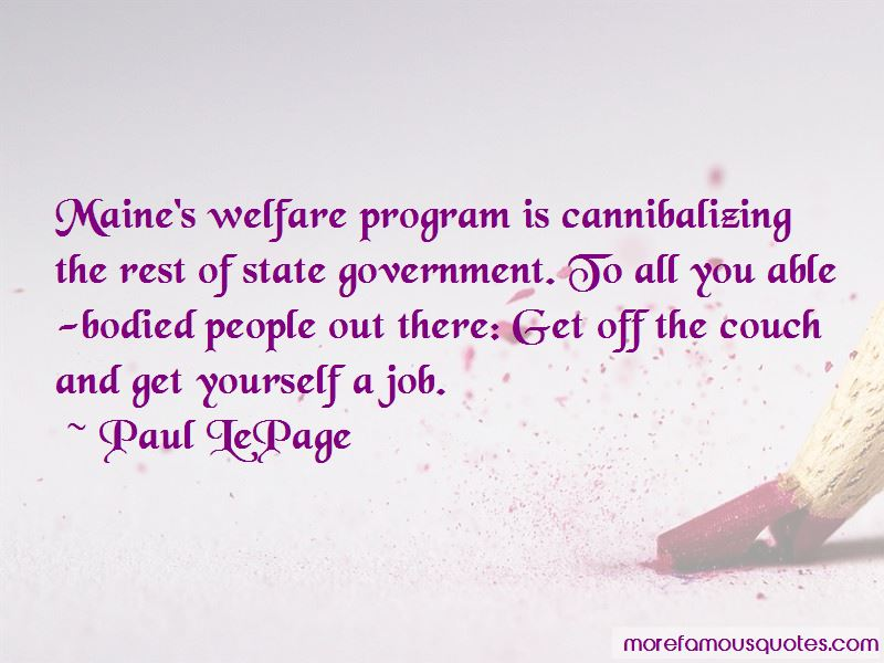 Paul LePage Quotes Pictures 2