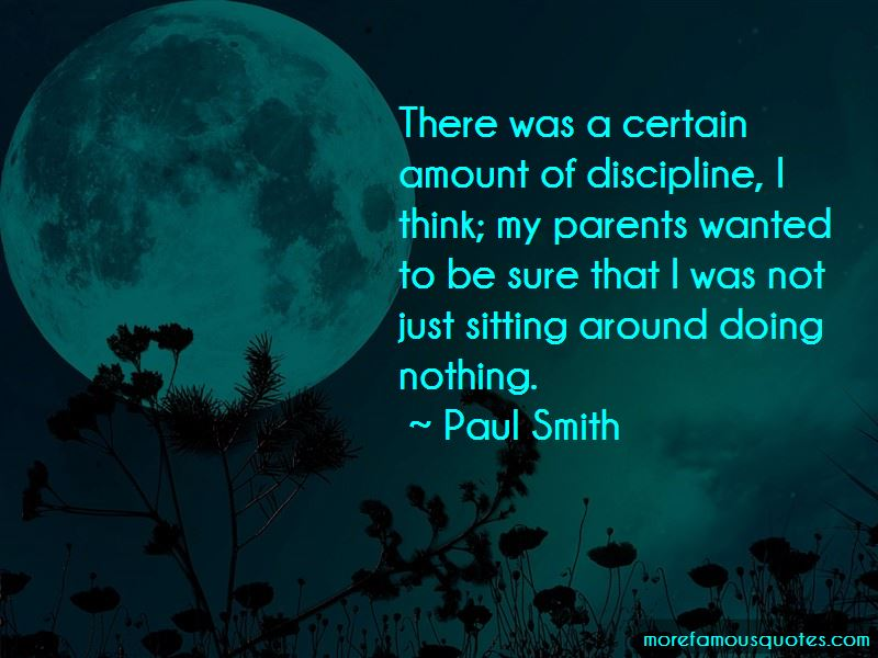 Paul Smith Quotes Pictures 2