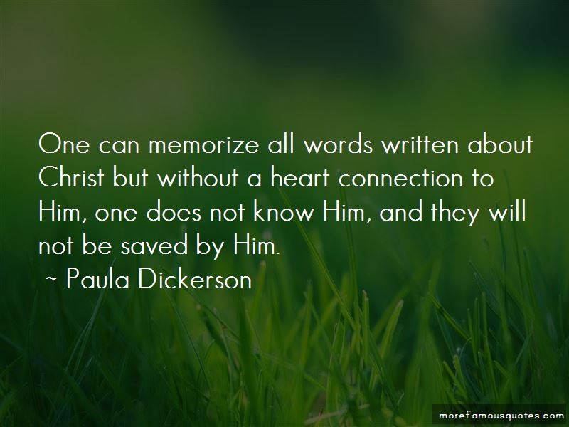 Paula Dickerson Quotes