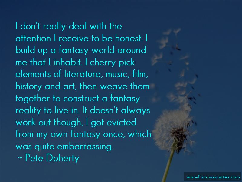 Pete Doherty Quotes Pictures 4