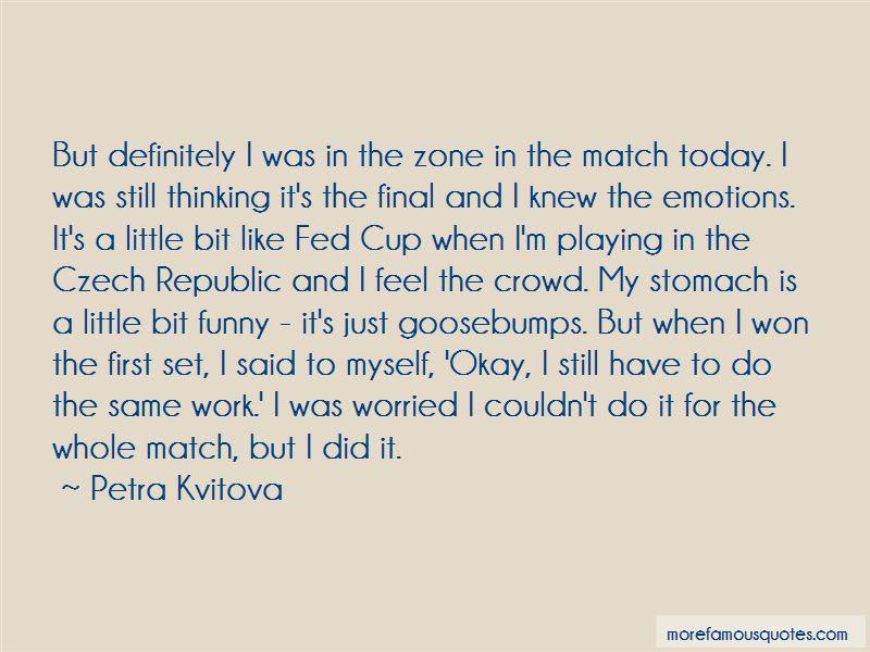 Petra Kvitova Quotes Pictures 3