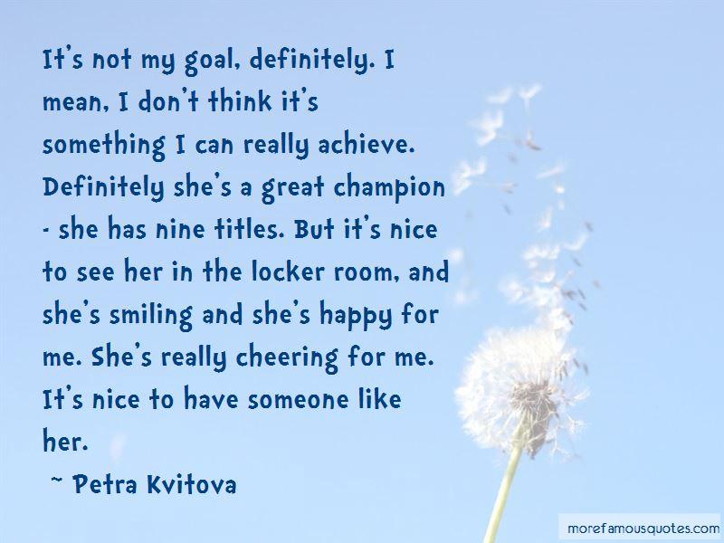 Petra Kvitova Quotes Pictures 4