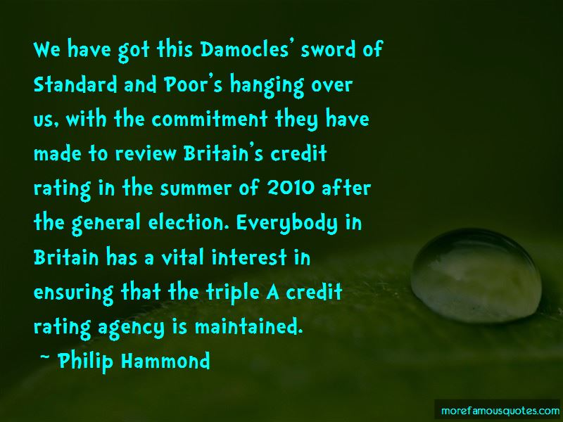 Philip Hammond Quotes Pictures 3