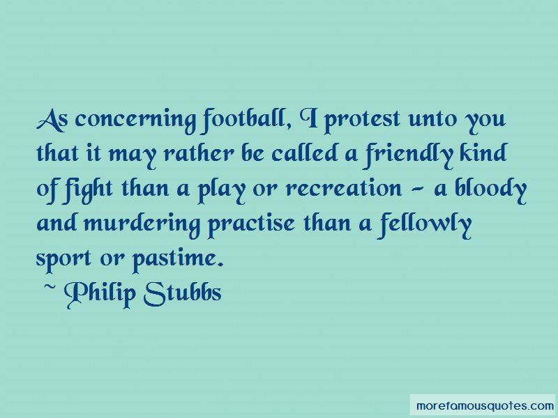 Philip Stubbs Quotes