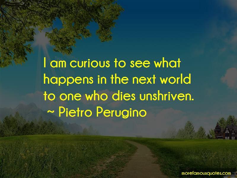 Pietro Perugino Quotes