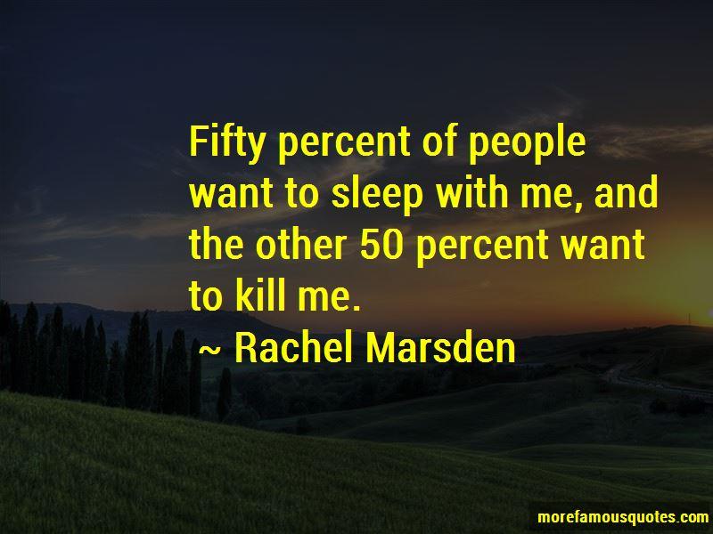 Rachel Marsden Quotes Pictures 2