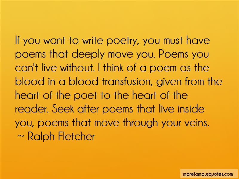 Ralph Fletcher Quotes Pictures 3