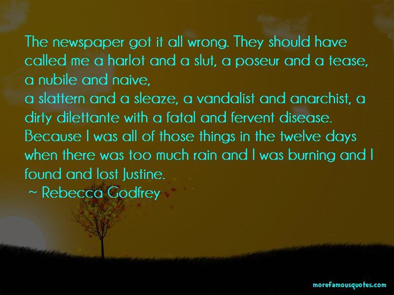 Rebecca Godfrey Quotes Pictures 2