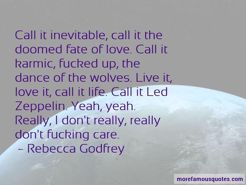 Rebecca Godfrey Quotes Pictures 4