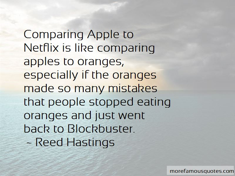 Reed Hastings Quotes Pictures 2
