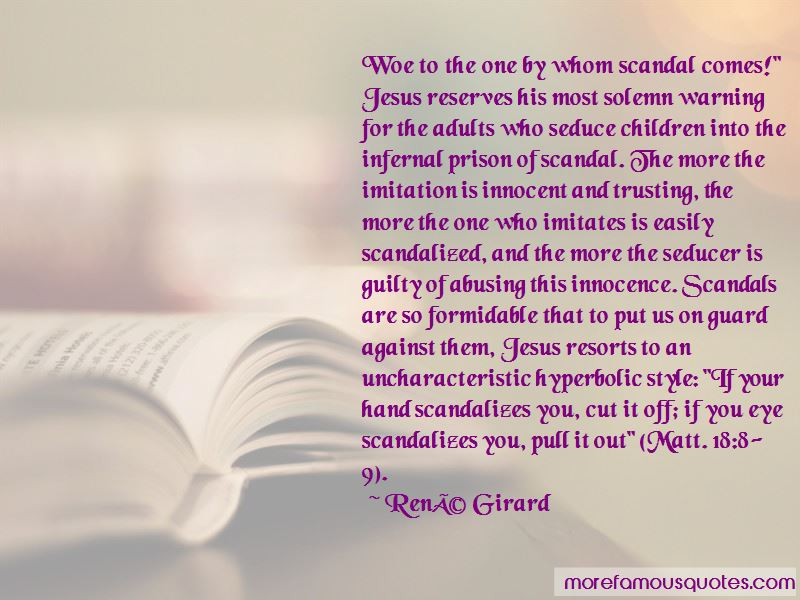Rene Girard Quotes Pictures 2
