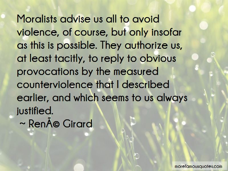 Rene Girard Quotes Pictures 3