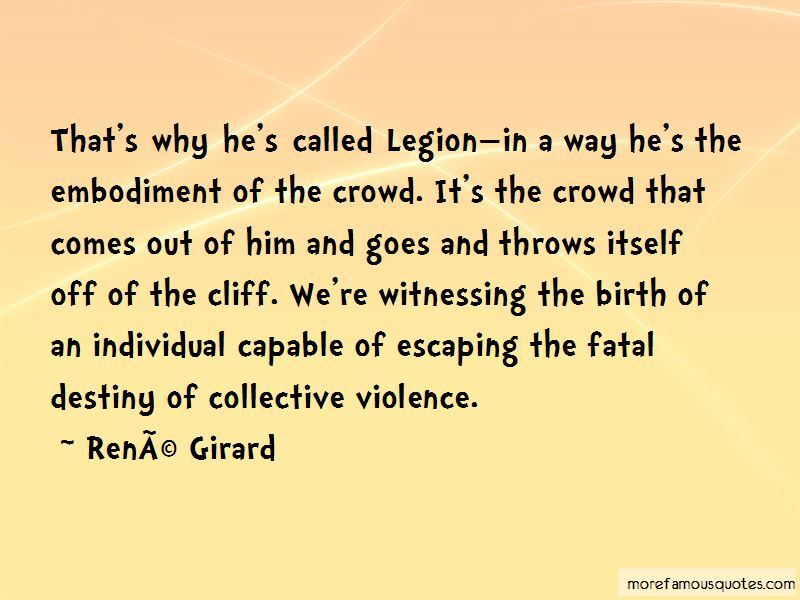 Rene Girard Quotes Pictures 4