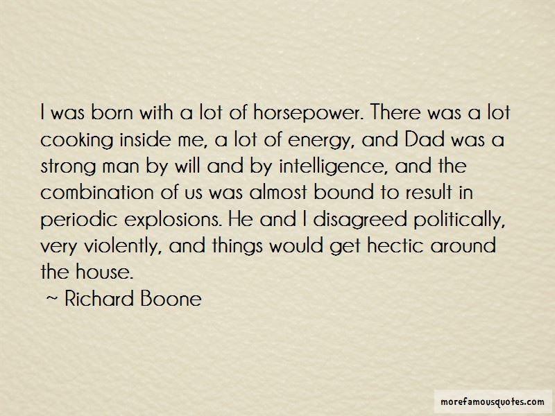 Richard Boone Quotes Pictures 2