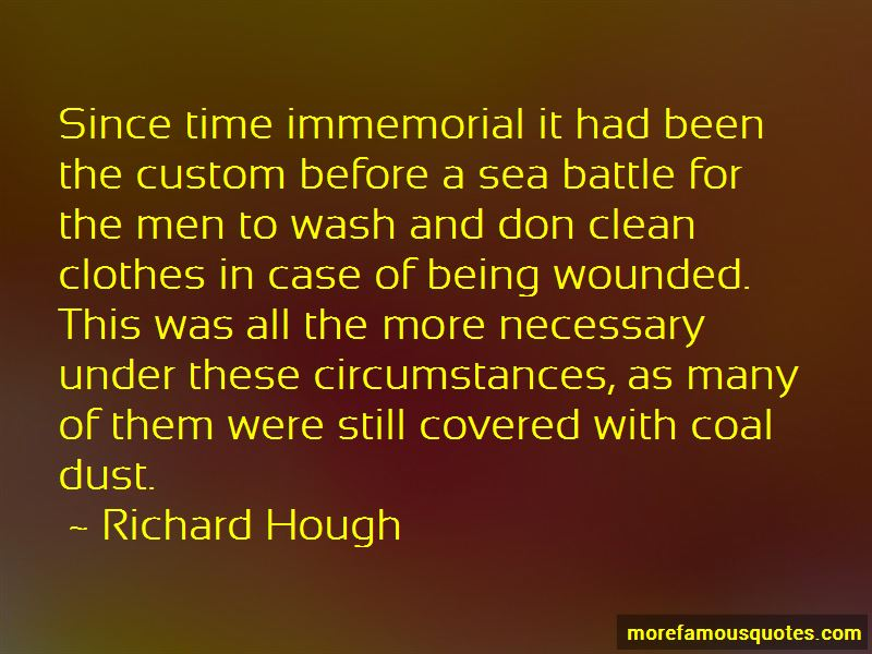Richard Hough Quotes Pictures 2