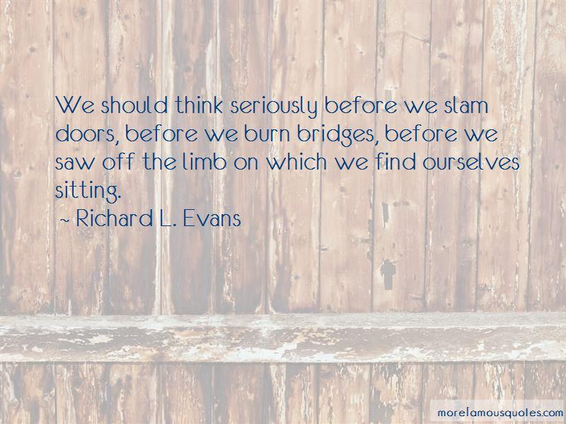 Richard L. Evans Quotes Pictures 2
