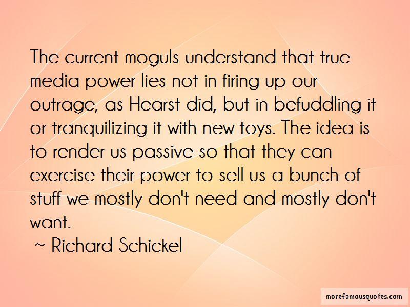 Richard Schickel Quotes Pictures 2