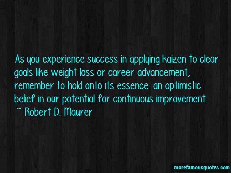 Robert D. Maurer Quotes Pictures 2