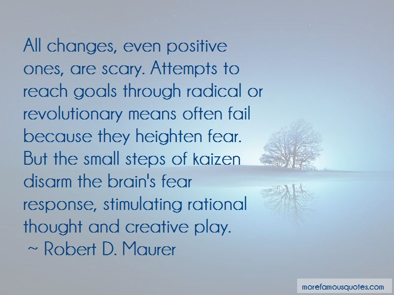 Robert D. Maurer Quotes Pictures 4