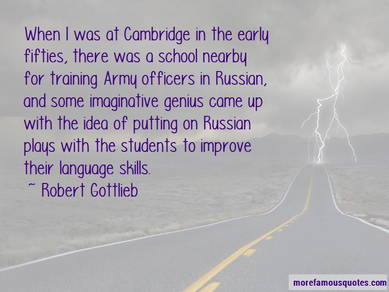Robert Gottlieb Quotes Pictures 2