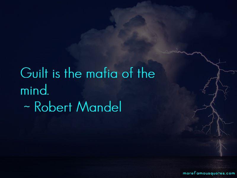 Robert Mandel Quotes Pictures 4