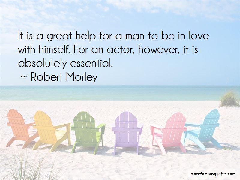 Robert Morley Quotes Pictures 3