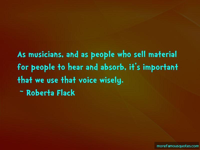 Roberta Flack Quotes Pictures 2