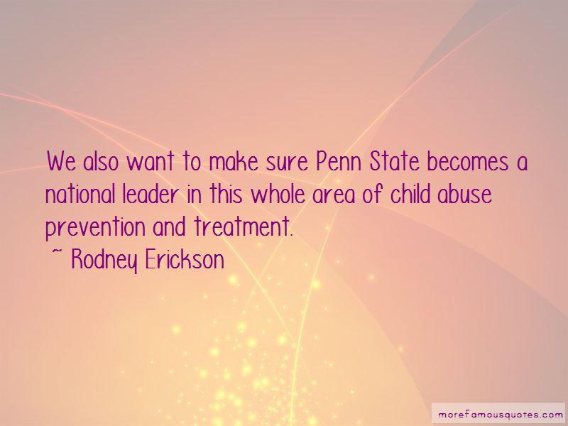 Rodney Erickson Quotes Pictures 3