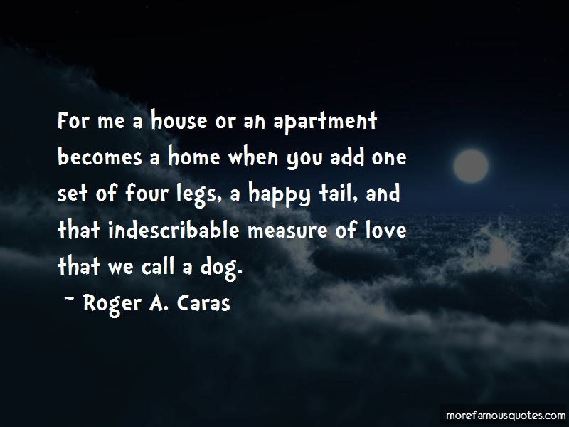 Roger A. Caras Quotes Pictures 3