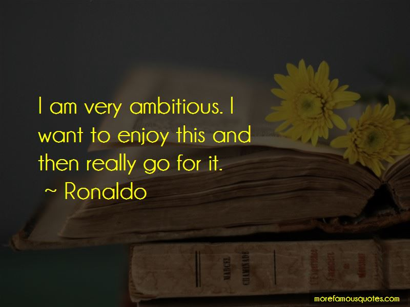 Ronaldo Quotes Pictures 2