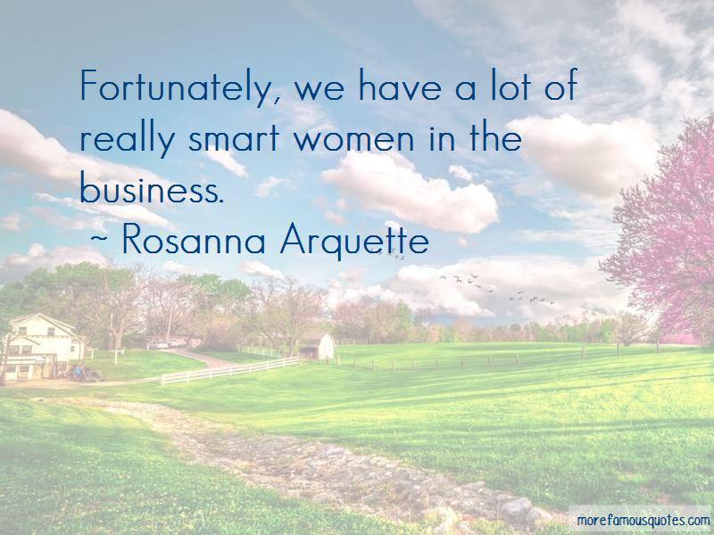 Rosanna Arquette Quotes