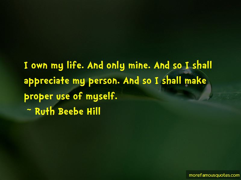 Ruth Beebe Hill Quotes Pictures 3