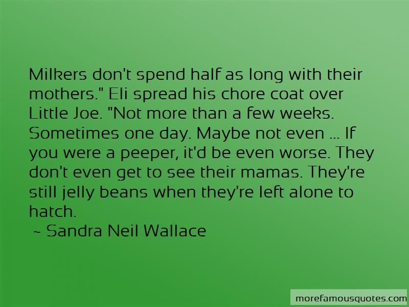 Sandra Neil Wallace Quotes Pictures 2