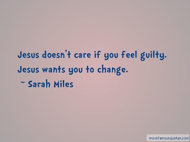 Sarah Miles Quotes Pictures 2
