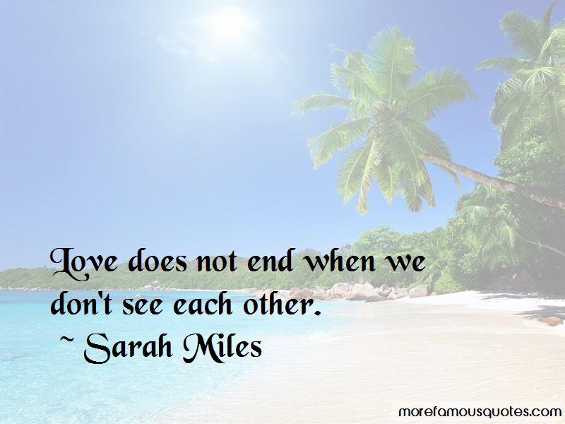 Sarah Miles Quotes Pictures 4