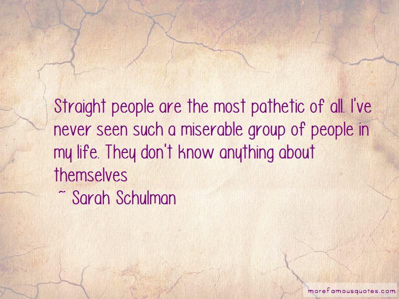 Sarah Schulman Quotes Pictures 2