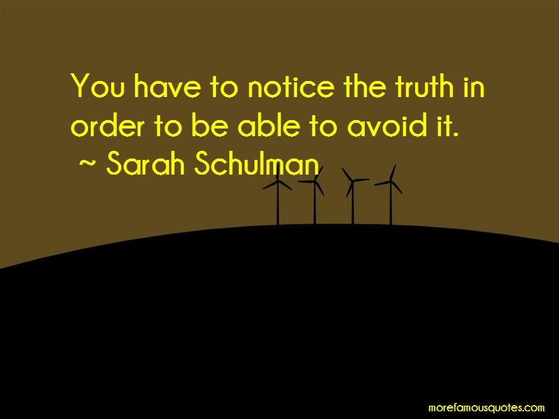 Sarah Schulman Quotes Pictures 4