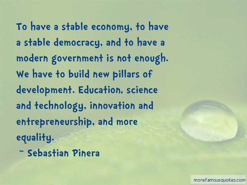 Sebastian Pinera Quotes Pictures 3