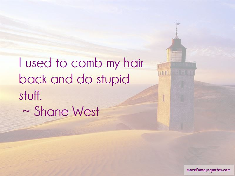 Shane West Quotes Pictures 4