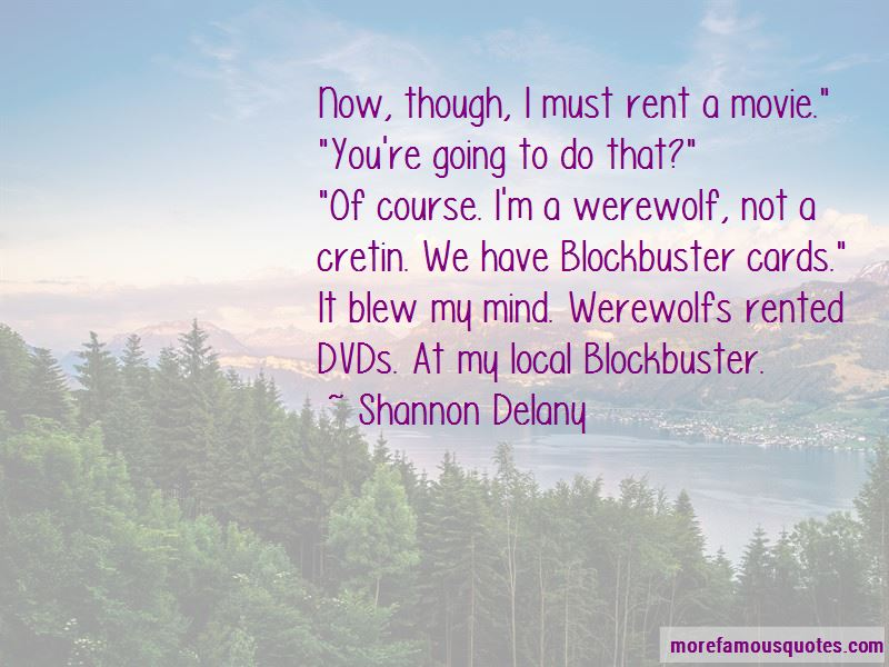 Shannon Delany Quotes Pictures 4