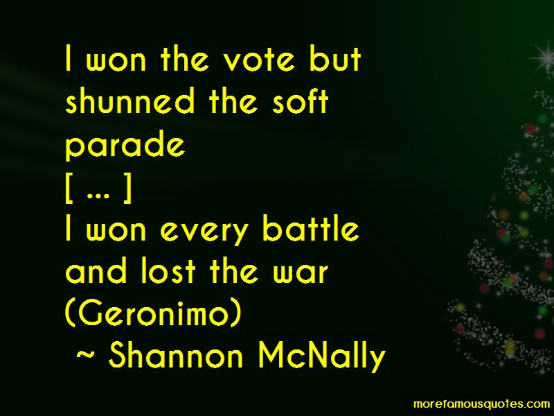 Shannon McNally Quotes
