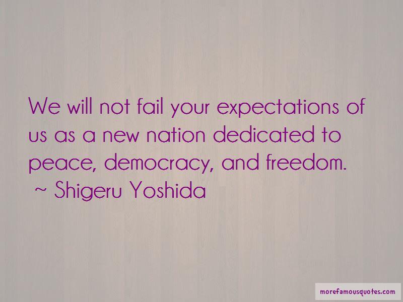 Shigeru Yoshida Quotes Pictures 2