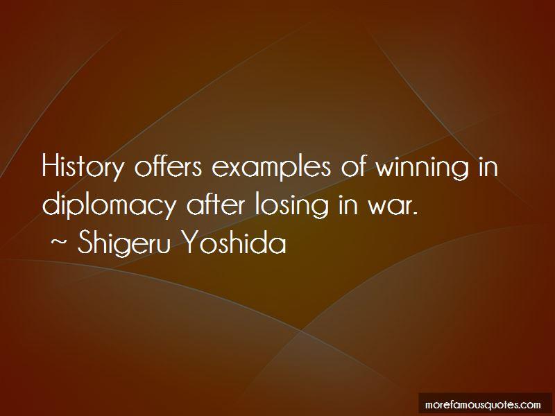 Shigeru Yoshida Quotes Pictures 4