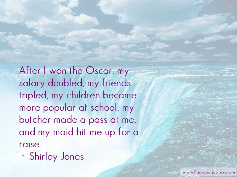 Shirley Jones Quotes Pictures 3