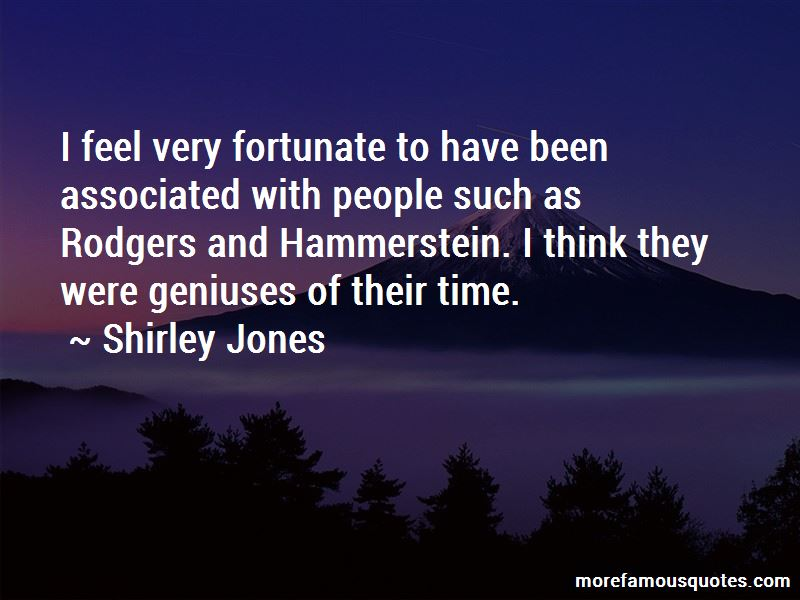 Shirley Jones Quotes Pictures 4