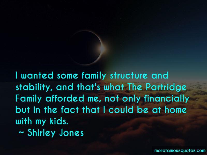 Shirley Jones Quotes