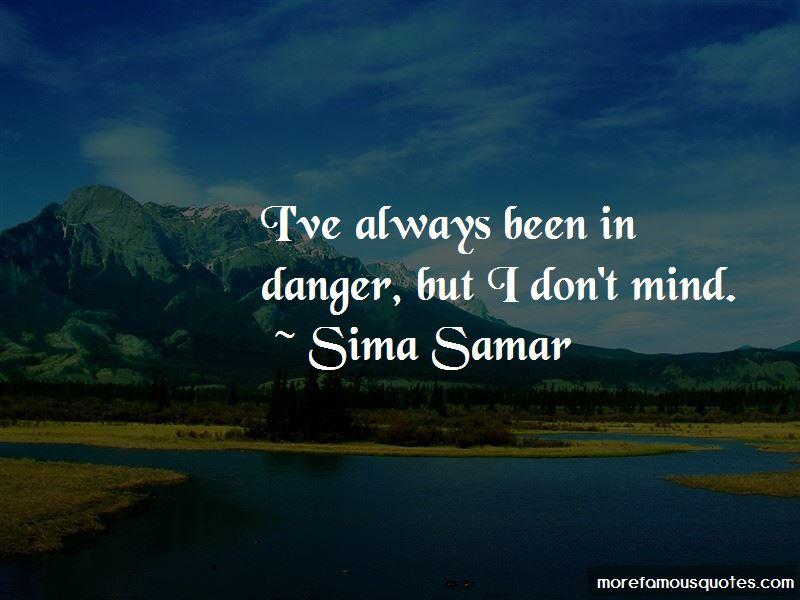 Sima Samar Quotes Pictures 2