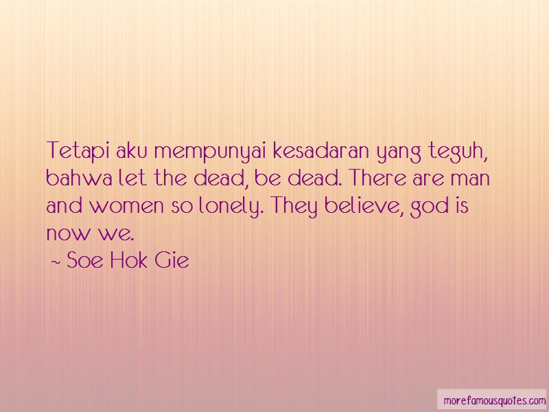 Soe Hok Gie Quotes Pictures 3